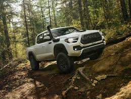 2017 Tacoma Towing Capacity Chart 2020 Toyota Tacoma Review Pricing And Specs