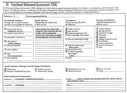 behavior intervention plan template developing behavioral intervention plans a sequential approach