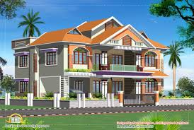 double story luxury home design sq ft sq home design story black ...