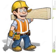 Construction Worker Cartoon Clipart Free