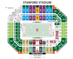 Uc Berkeley Football Stadium Seating Chart Stanford Vs Wsu Football Game Stanford Reunion Homecoming