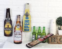 Decorative Wall Mount Bottle Opener