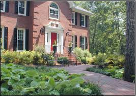 Home Garden Design Works With House Style To Create Impressive Delectable Home And Garden Design Style
