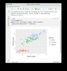 Sample Training Quotation Mesmerizing R Notebooks RStudio Blog