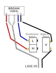help wiring a broan heat vent light Advance Mark 7 Wiring Diagram 7-Way Wiring Harness Diagram