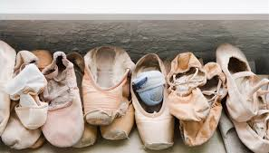 dye ballet shoes how to