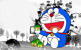 doraemon hd wallpapers gadget cat from the tv