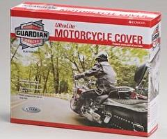 Motorcycle Cover Guardian Ultralite Grey Dowco Cover