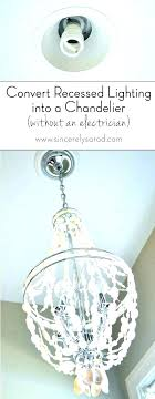 convert can light to pendant how