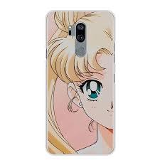 Dualpro for lg k20 vlg k20 v$29.99$10.99 newbest sellerpopularsale. Sailor Moon Anime Phone Case Cover For Lg G5 G6 G7 Thinq V10 V20 V30 V Nox Cases