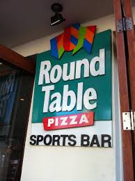 round table pizza in waikiki