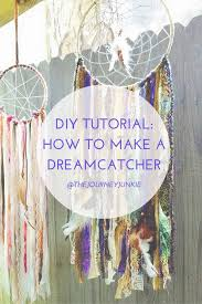 Ideas For Making Dream Catchers DIY Project Ideas Tutorials How to Make a Dream Catcher of Your 70