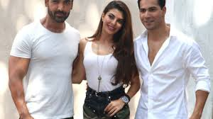Dishoom': Who is Jacqueline Fernandez paring up with - John or ...