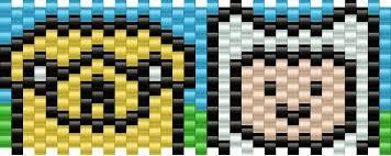 Kandi Cuff Patterns