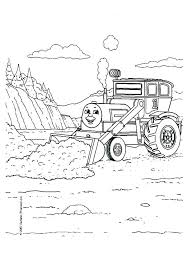 Thomas Train Coloring Page Coloring Pages Printable Coloring Pages