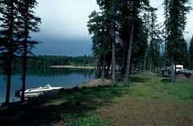 One Island Lake Provincial Park Bc Parks
