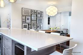 mid century modern kitchen white. Mid Century Modern Ikea Kitchen Midcentury With Great Room Quartz White