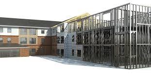 kingframe steel frame building system