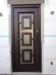 single front doorsWrought Iron Entry Doors Scottsdale AZ  Victory Metal Works