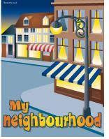 My Neighbourhood Theme And Activities Educatall