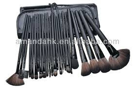 whole makeup brushes 24 best 712 24pc professional set this 24 piece brush
