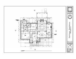 rest house plans free cad files sea