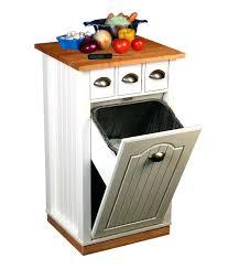 Kitchen Cabinet Garbage Can Tilt Trash Can City Trash Can
