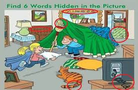 Play the best free hidden object games online with hidden clue games, hidden number games, hidden alphabet games and difference games. Challenging Picture Puzzle