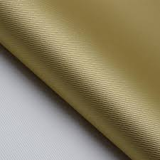 twill pu leather fabric material for bag shoe