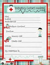Free Printable First Aid Chart Pin On Teddy Bear Clinic Ideas