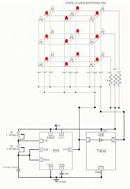led cube wiring diagram led image wiring diagram 555 timer in astable mode to control 3 3 3 led cube pattern on led cube