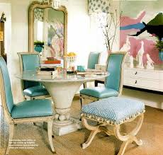 enchanting blue leather dining room chairs and best 20 turquoise chair ideas on home design small