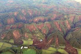 「未明の地震、北海道厚真町は震度7 気象庁発表」の画像検索結果