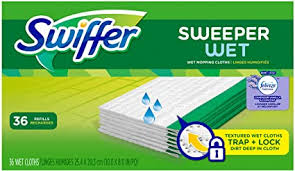Swiffer Sweeper Wet Mopping Cloth Multi Surface ... - Amazon.com