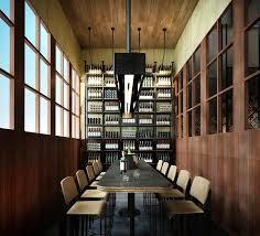 Private Dining Rooms Decoration Unique Design