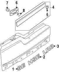 Mercury Grand Marquis Parts Diagram