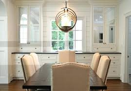 view full size beautiful dining room boasts built in ins ideas with bench seating cabinets