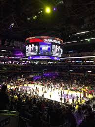 Staples Center Premier Seating Chart Staples Center Section Pr11 Home Of Los Angeles Kings Los