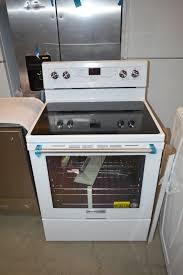 kitchenaid k500ewh 30 white freestanding electric range t2 21768 kitchenaid range and stove
