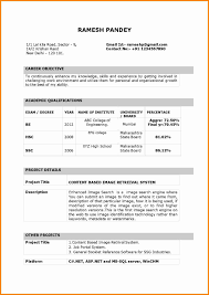 Sample Resume For English Teaching Job In India Save Sample Resume