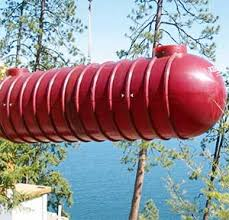 Rainflo 20 000 Gallon Fiberglass Rainwater System