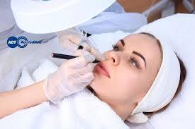 semi permanent makeup microblading eyebrows course