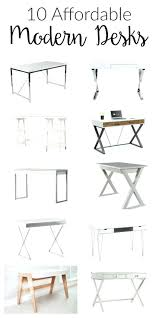 office desk styles. Home Office Desks Modern Style 10 Affordable Desk Styles