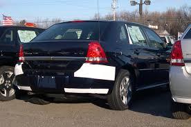 2006 Chevrolet Malibu Maxx Specs and Photos | StrongAuto