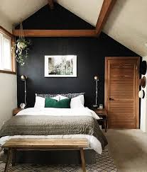 black painted walls bedroom. Wonderful Bedroom This Bedroom Seen On The Simplystyleyourspace Feed Is Life Amazing Job  Brittanysharday From Paint Color To Art Pieceitu0027s Allu2026 To Black Painted Walls Bedroom K
