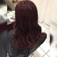 アイリさんのヘアスタイル Redカラー原宿系 Tredina