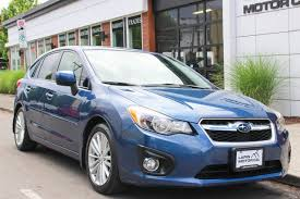 Subaru Blue Coolant Light 2013 Subaru Impreza For Sale In Portland Or Stock 816230