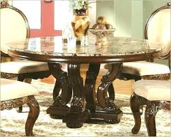 white marble top round dining table room furniture tables home furnishings set