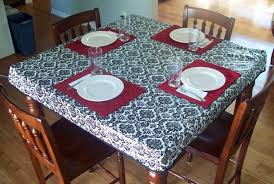 Buy Square Fitted Card Table Covers | Depot