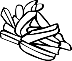 french fries clipart black and white.  Clipart French Fries Clip Art To Clipart Black And White I